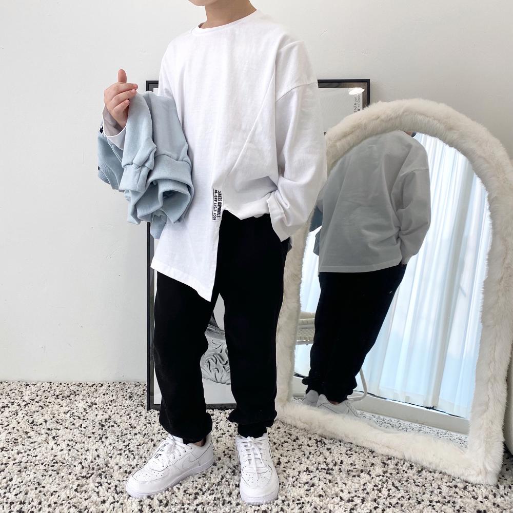 바지 모델 착용 이미지-S3L46
