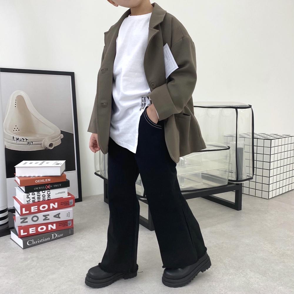 코트 모델 착용 이미지-S3L12