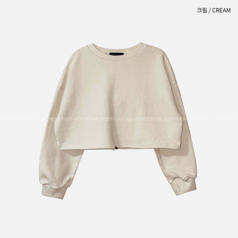 긴팔 티셔츠 크림 색상 이미지-S2L14